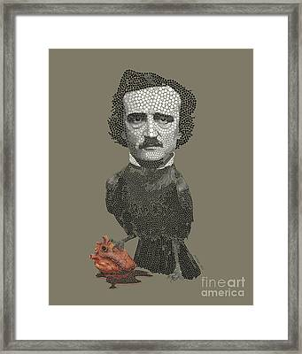 Never More Framed Print by Joe Dragt