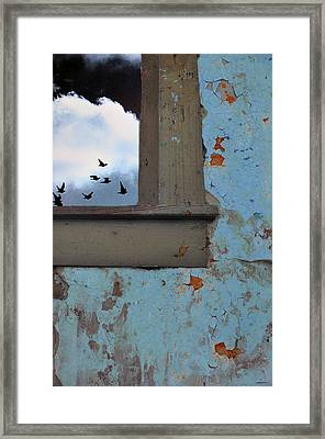 Never Say Farewell Framed Print by Jan Amiss Photography