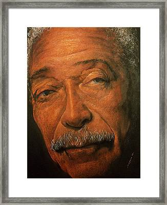 Never Stop Dreaming Framed Print by Curtis James