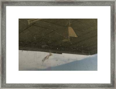 Never To Toll Again  Framed Print