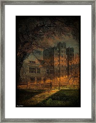Nevermore Framed Print by Fran J Scott