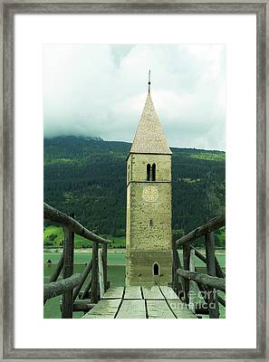 Nevermore Reachable Framed Print by Pit Hermann