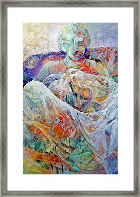 New Arrival Framed Print by Dale  Witherow