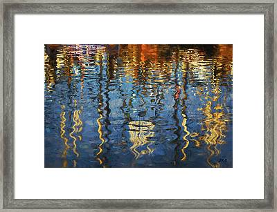 New Bedford Waterfront No. 5 Framed Print by David Gordon