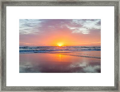 New Beginnings Framed Print by Az Jackson