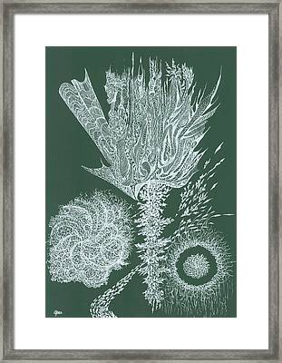 New Beginnings Framed Print by Charles Cater