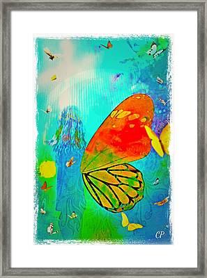 New Beginnings Framed Print