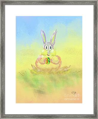 New Beginnings Framed Print by Lois Bryan