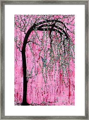 New Beginnings Framed Print by Natalie Briney