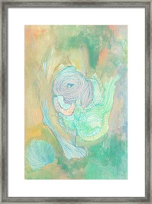 New Born - #ss18dw017 Framed Print by Satomi Sugimoto