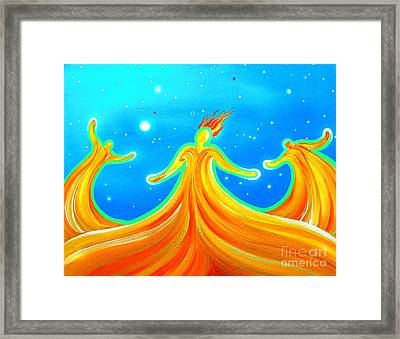 New Chapter Framed Print by Gem S Visionary