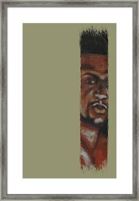 New Comer Framed Print by Joseph Ferguson