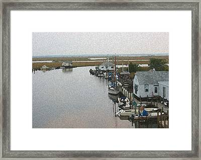 New Day Framed Print by Paul Barlo