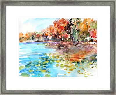 New England No.227 Framed Print