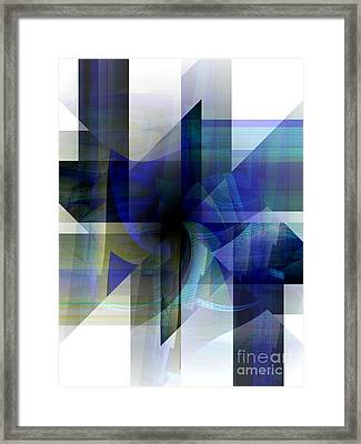 Transparency Framed Print