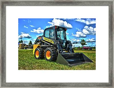 New Holland Framed Print by Adam Kushion