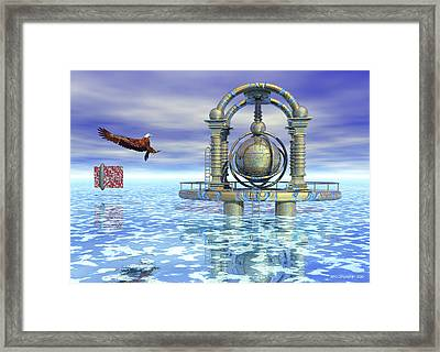 New Home Framed Print by Sipo Liimatainen