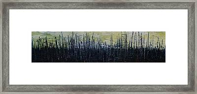 New Horizons Framed Print by Jacob Stempky