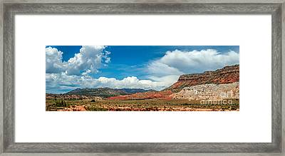 New Mexico Framed Print by Gina Savage