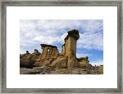 Valley Of Dreams 4 Framed Print