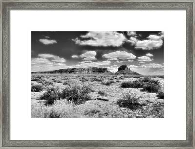 New Mexico Framed Print by Jim Walls PhotoArtist