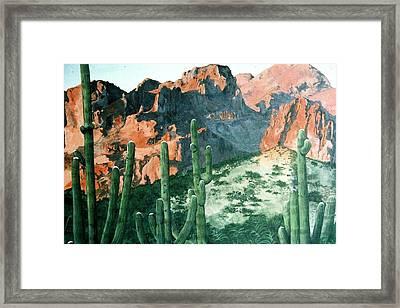 New Mexico Framed Print by Terri Kilpatrick