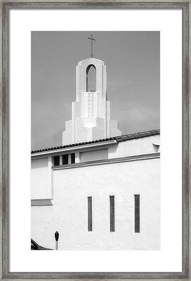 New Mission Framed Print by Viktor Savchenko