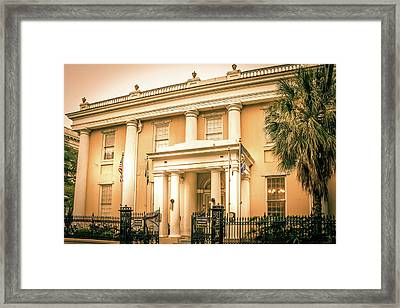 New New Orleans, 8th District Police Station Framed Print