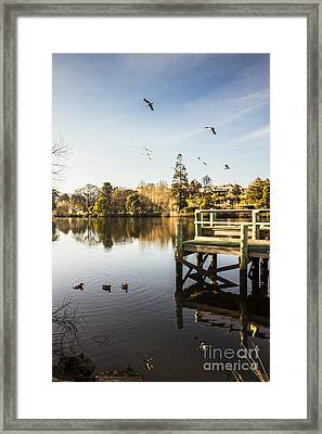New Norfolk Scenes Framed Print by Jorgo Photography - Wall Art Gallery