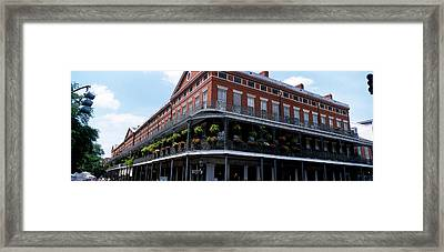 New Orleans La Framed Print by Panoramic Images