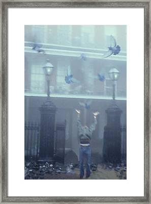 New Orleans Framed Print by Tom Romeo