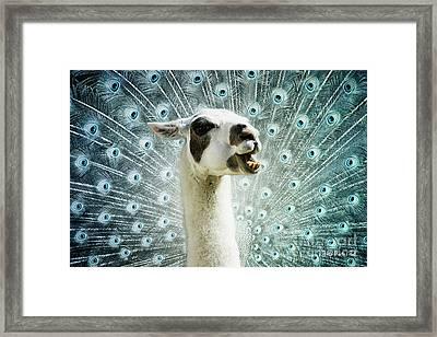 New Species Framed Print