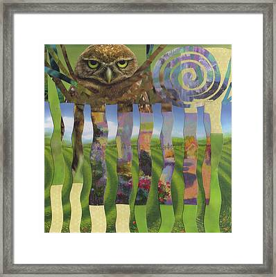New Traditions Framed Print