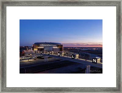 Lincoln Framed Print