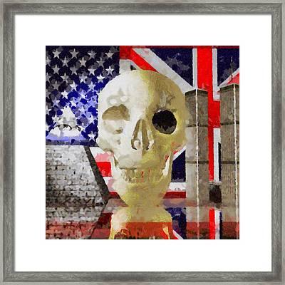New World Order Framed Print