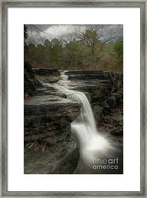 New Year Framed Print by Larry McMahon