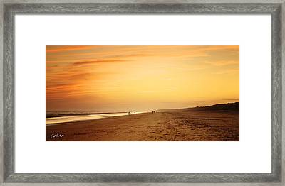New Year's Night Framed Print by Phill Doherty