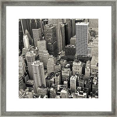 New York 1 Framed Print