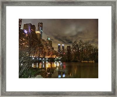 New York - Central Park 008 Framed Print