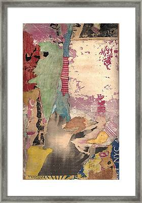 New York City Framed Print by Gloria Von Sperling