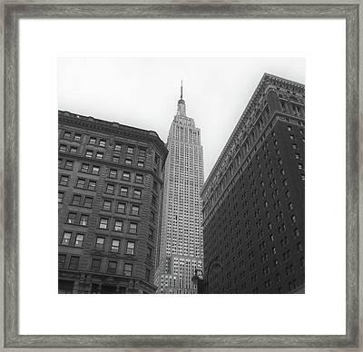 New York City  Framed Print by Nikki Mason