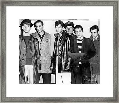 New York: Gang, C1959 Framed Print by Granger
