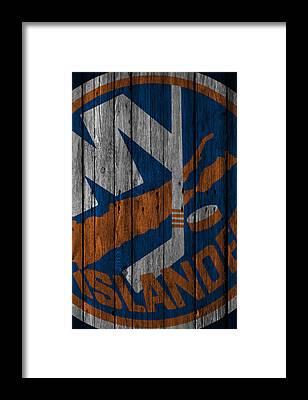 New York Islanders Framed Prints