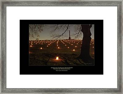 New York Monument 95 Framed Print by Judi Quelland