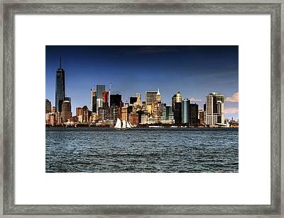 New York New York Framed Print by Tom Prendergast