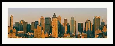 Citicorp Framed Prints