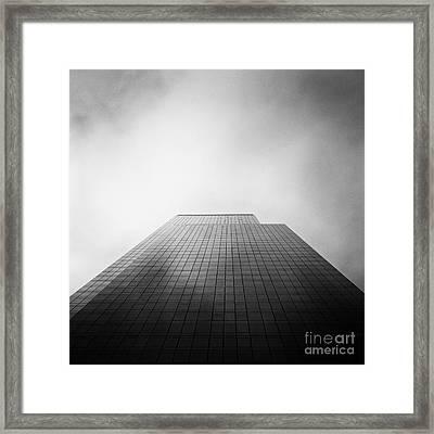 New York Skyscraper Framed Print