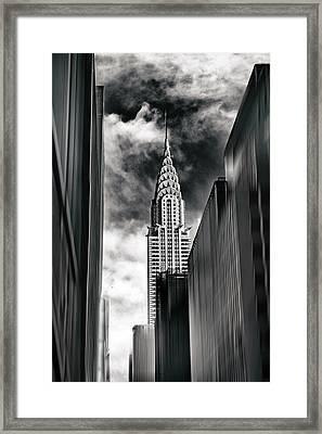 New York State Of Mind Framed Print by Jessica Jenney