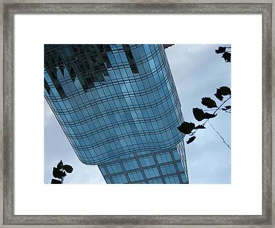 New York Framed Print by Wayde Gordon