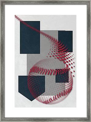 New York Yankees Art Framed Print by Joe Hamilton